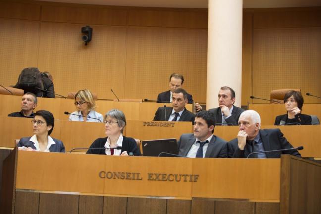 Assemblée de Corse - session des 26 et 27 octobre 2017