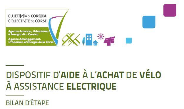 Newsletter du dispositif d'aide à l'achat de Vélo à Assistance Electrique