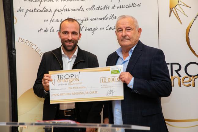 TROPH'énergies: La cérémonie de remise des prix des Lauréats de l'Edition 2019 a eu lieu hier soir à l'Hôtel de Région