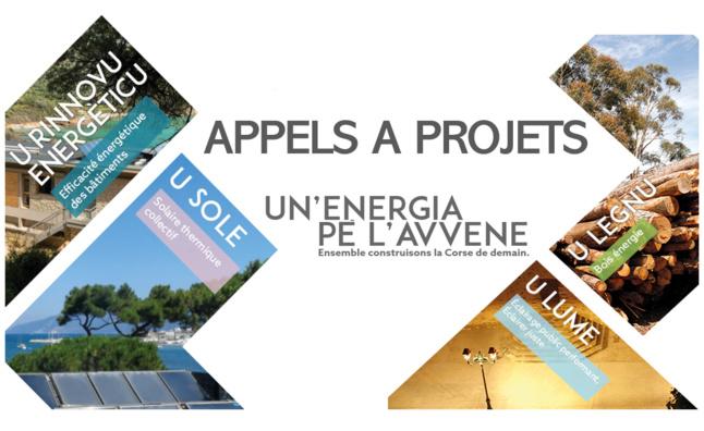 Appels à projets Transition énergétique