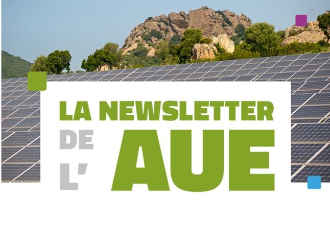 La Newsletter de l'AUE