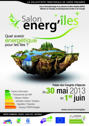 Salon Energ'îles 2013