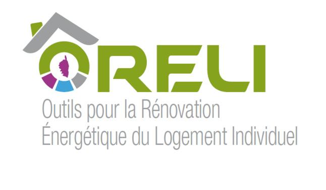 """Opération """"ORELI"""" pour la rénovation énergétique des logements individuels"""