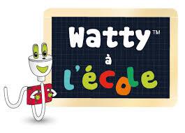 L'AUE, EDF et l'ADEME déploient le programme WATTY à l'école