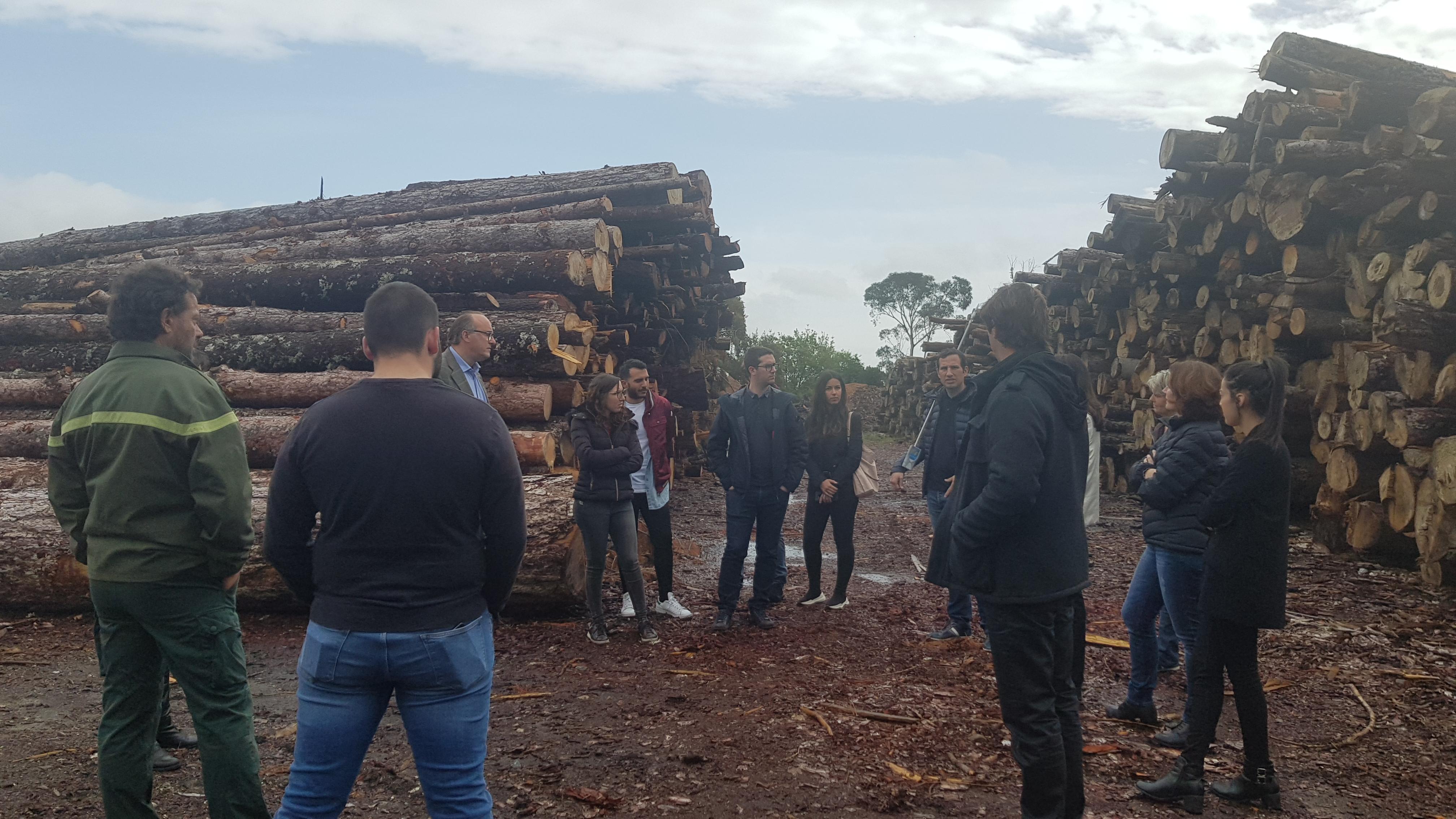 Club Climat: réunion sur la filière Bois-Energie