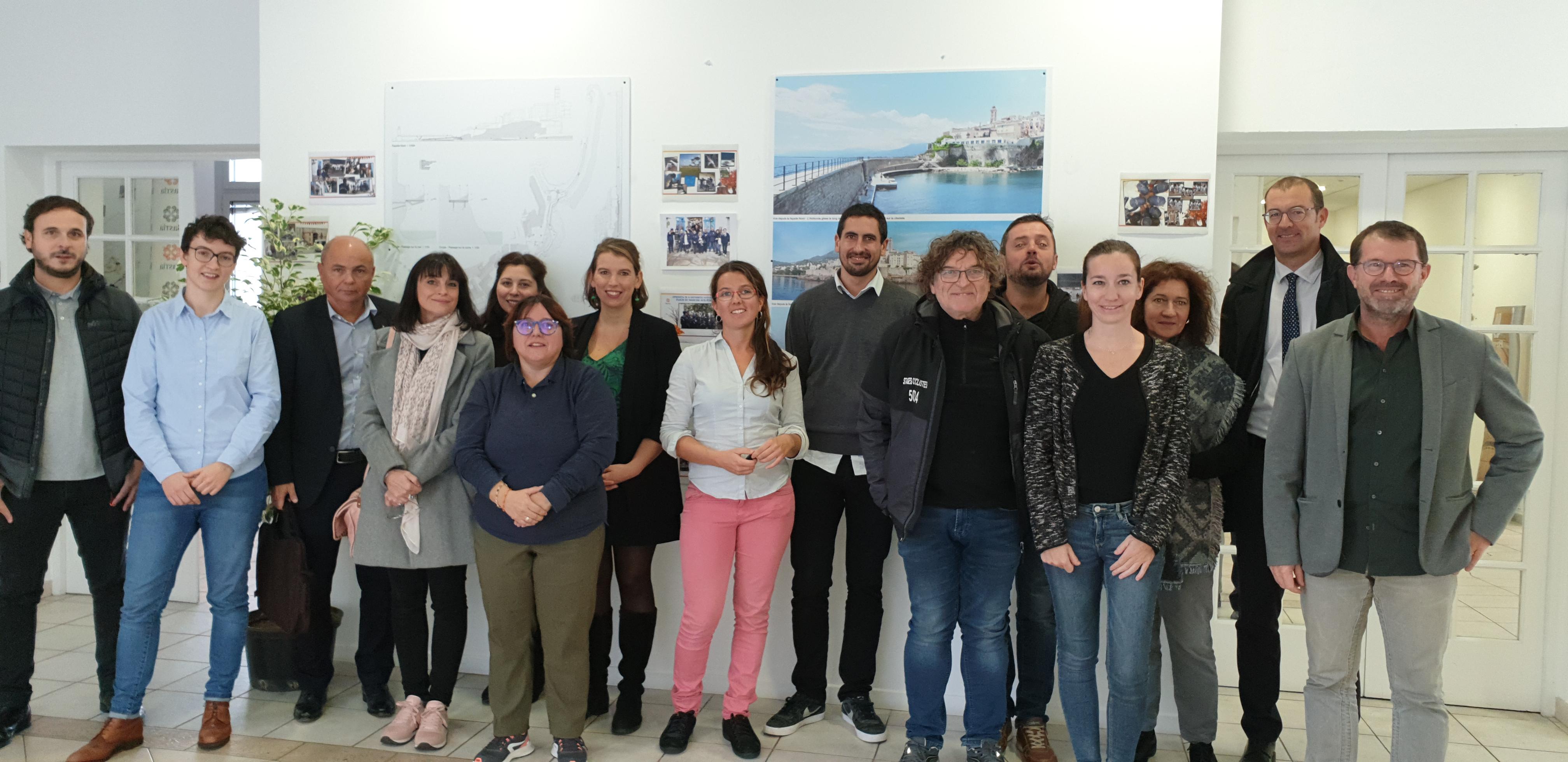 Construire une politique cyclable pour son territoire - Journée d'échanges le 8 novembre à Bastia