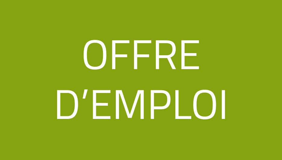 OFFRE D'EMPLOI: Chargé de mission Transport/mobilité (H/F)