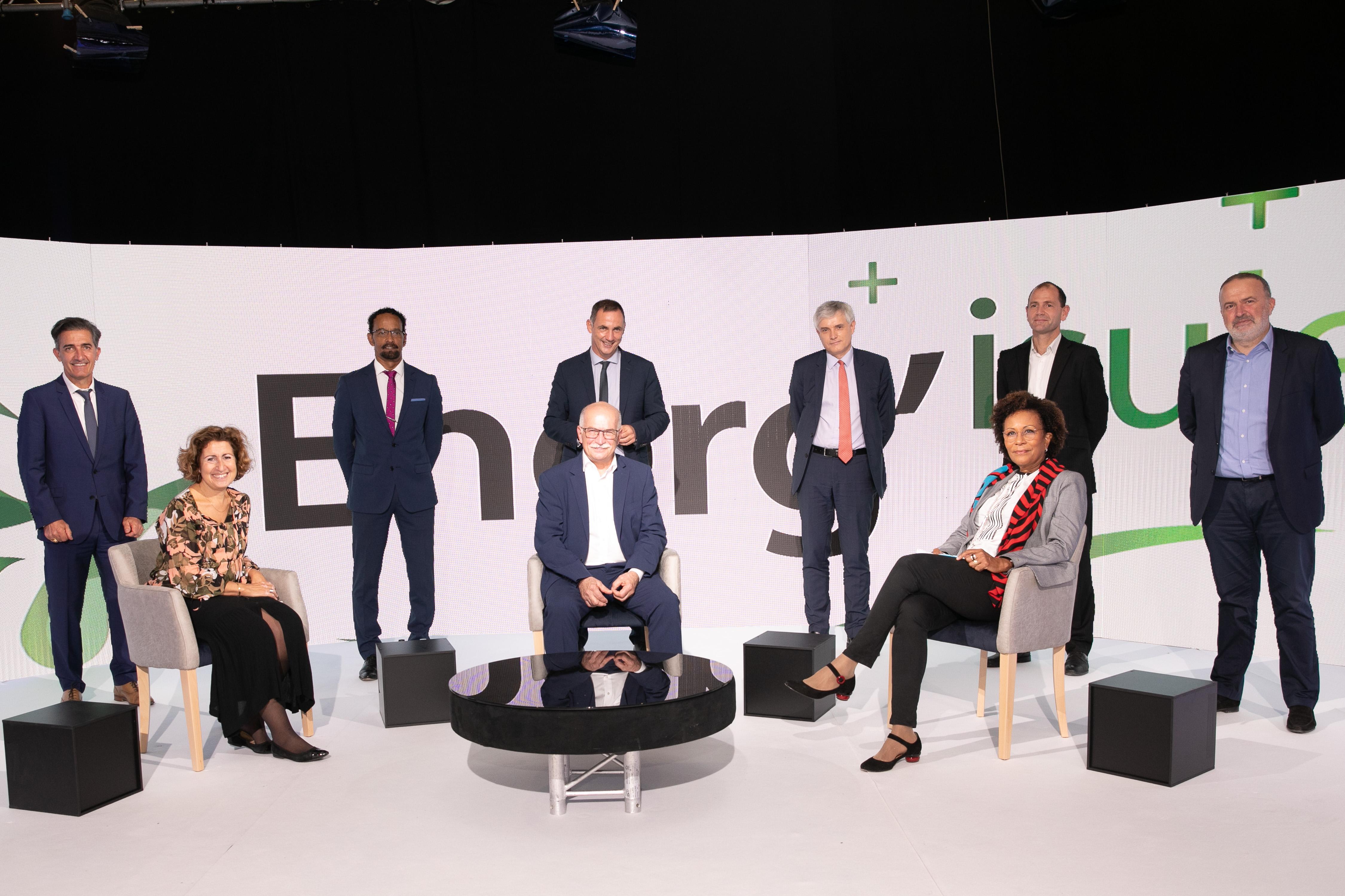 Web-TV Energ'isule: voir ou revoir les 3 émissions