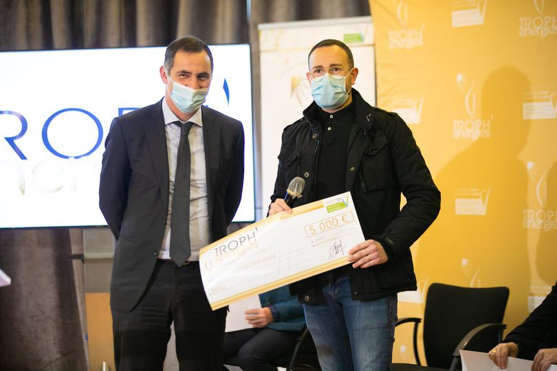 🏆 Concours TROPH'énergies: les lauréats ont été récompensés!
