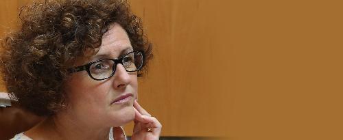 """Maria Guidicelli: """"Décidons ici et par nous-mêmes de l'avenir de notre île"""""""