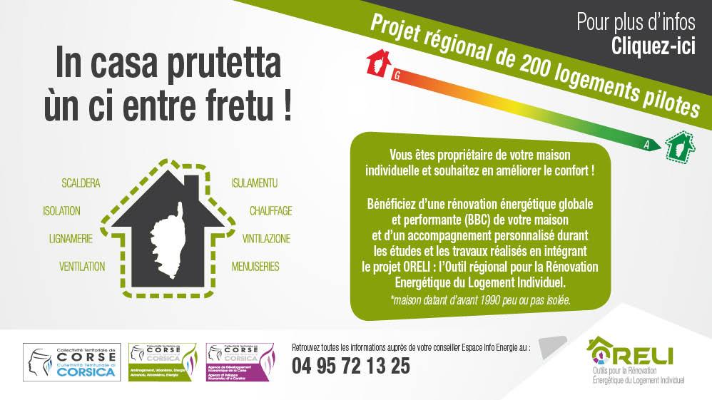 ORELI - Outils pour la Rénovation Énergétique du Logement Individuel