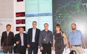 Projet européen DATA4ACTION: visite de la délégation tchèque