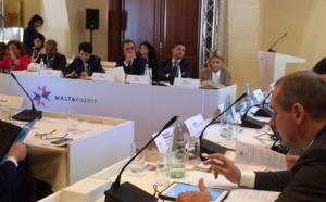Malte 9 mars 2017 - discours de la Présidente de l'AUE devant la commission des îles