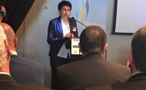 Séminaire GECCT-ÎLES - discours de Fabiana GIOVANNINI