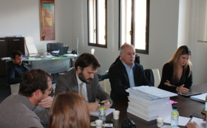 Cunferenza di stampa: Point d'étape sur les 1ers jugements du Tribunal Administratif relatifs au PADDUC