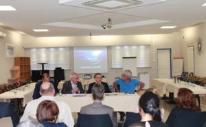 Hydromaréthermie: inauguration de l'opération exemplaire Nérée 2