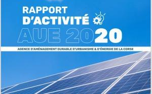 Le Rapport d'Activité de l'AUE est disponible