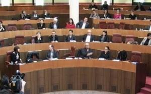 France 3 Corse : L'assemblée de Corse a adopté le plan d'aménagement et de développement durable