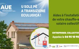 Appel à projets Solaire Thermique Collectif en Corse